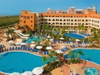 Huelva ha tenido una buena temporada en cuanto a pernoctación hotelera