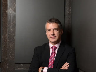 Iñigo Urkullu, el candidato del PNV a la presidencia del Parlamento Vasco