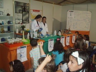 La ciencia se pone al servicio de grandes y pequeños de manera divertida
