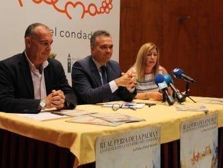 La Real Feria y Fiesta de la Vendimia estará dedicada a La Palma como Ciudad Amigable