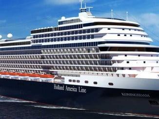 El buque llegará a Huelva el domingo con casi 4.000 personas a bordo entre pasajeros y tripulación