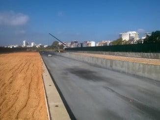 Se prevé culminar las obras de la estación a finales de 2017