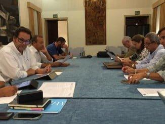 Reunión del Patronato de Turismo y la Secretaría Técnica con las agencias de viajes receptivas
