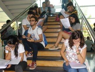 Un total de 555 estudiantes se dan cita desde hoy y hasta el próximo jueves
