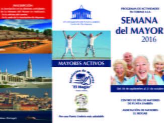 Diversas actividades para celebrar el día de los mayores
