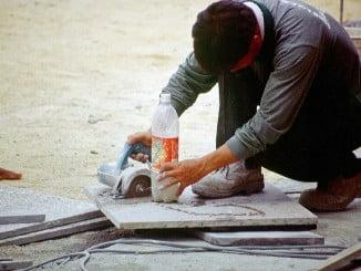 La construcción es uno de los sectores en los que ha subido el paro