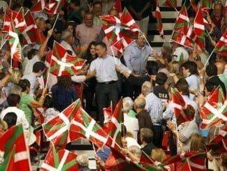 Casi el 52% de los vascos no se siente nacionalista y sólo el quiere independencia