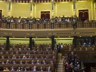 Rajoy reconoce ante la Cámara que comienza un tiempo nuevo de hacer política en España.