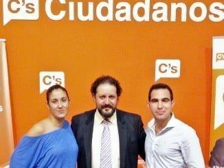 Manuel Repiso y María del Carmen Moreno como nuevos miembros orgánicos