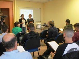 El curso pretende formar a los que están al frente de los establecimientos de hostelería sobre los peligros del alcohol y drogas