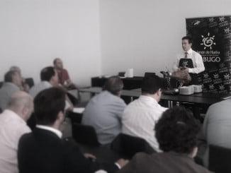 Un nuevo curso de iniciación al corte del jamón en Aracena