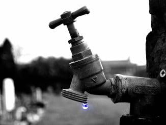 En 2014, Andalucía es la Comunidad Autónoma que más agua gastó.
