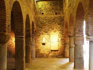 Gran parte de las actividades tienen como protagonista a la mezquita del siglo X