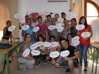 Alumnos y alumnas realizan prácticas en varias empresas colaboradoras