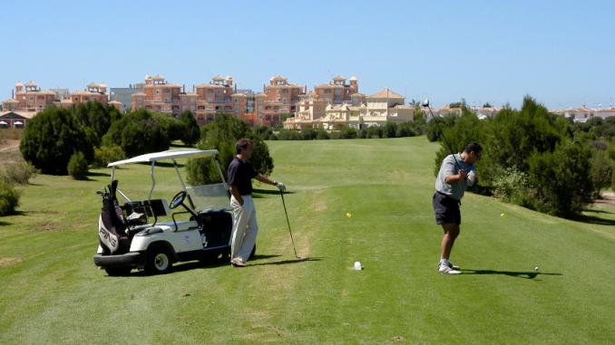 El sector del golf es uno de los de mayor impacto para la industria turística andaluza