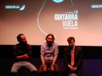 'La guitarra vuela. Soñando a Paco de Lucía', uno de los documentales a concurso