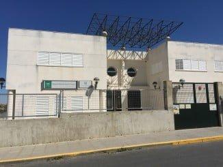 Colegio Virgen del Carmen, en El Rompido