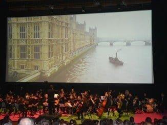 Actuación de la Orquesta Vita Música