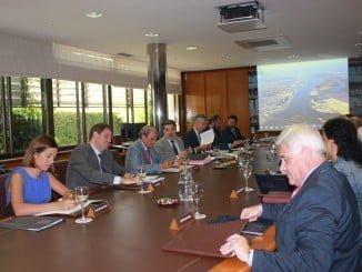 Consejo de Administración del Puerto donde deberá consultarse cualquier decisión sobre el Puerto