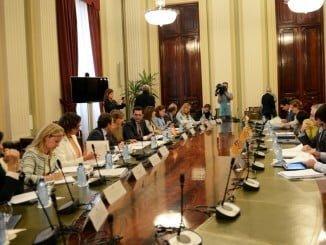 La ministra ha presidido la reunión del Consejo Consultivo de Política Medioambiental
