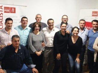 Virginia Muñiz pasa a liderar la nueva Ejecutiva Local en Cortegana