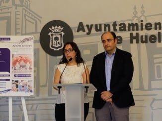 El Fondo Social del Ayuntamiento ha permitido aumentar el número de familias con vulnerabildad para el suministro con Aguas de Huelva