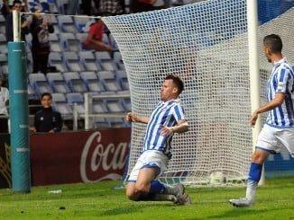 El Recre, al contrario que en Córdoba, aprovechó las oportunidades de gol.