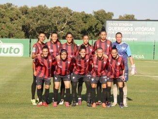 El Sporting de Huelva intentará seguir sumando puntos en la Liga de Primera División Femenina.