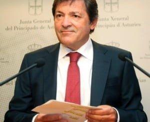 El presidente de Asturias, Javier Fernández, presidirá la Gestora del PSOE.