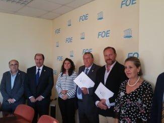 Álvarez, ha expresado su satisfacción por poder trabajar con expertos como los de esta Asociación