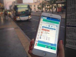 La APppEmtusa permite saber, entre otras cosas, el tiempo de espera de los autobuses