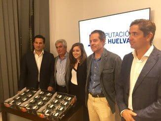 Los frutos rojos se promocionarán en Madrid con el apoyo de la Diputación