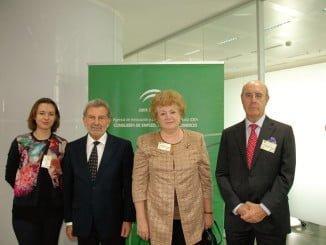 Visita de la delegada del Gobierno de Rusia en España para Asuntos Económicos y Comerciales