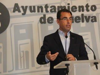 El portavoz del Grupo Popular, Ángel Sánchez