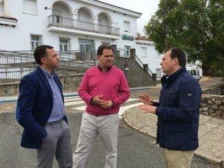 Toscano recuerda que la Junta prometió el servicio de rayos en el centro de salud de Cortegana