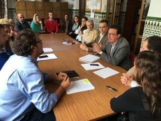 El PP se reúne con todos los afectados por el cierre de Infantil en Las Carmelitas de La Palma