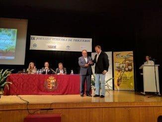 Francisco García Ramos recibe el premio al Mejor Empresario del año