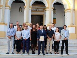 La Palma del Condado aspira a ser nominada el día 4 de noviembre 'Ciudad del Vino Europea 2017'