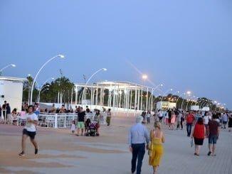 El nuevo Paseo de la Ría es un ejemplo de desarrollo urbano sostenible