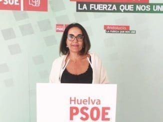 Pepa Bayo ha mostrado su satisfacción tras aprobarse la iniciativa socialista