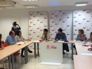 Díaz Trillo ha reclamado para Huelva el espacio que merece dentro de la industria del sector aeronáutico