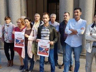La Plataforma advierte de los inconvenientes del tratado para la provincia onubense