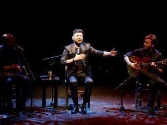 El concierto de Miguel Poveda registró un lleno absoluto