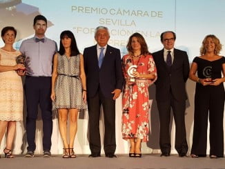 Premio Formación de la Cámara de Comercio de Sevilla a Tecnocom