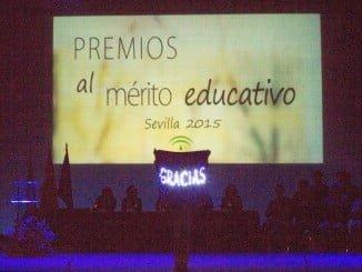 Una imagen de la pasada edición de los Premios al Mérito Educativo