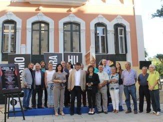 Presentada la muestra Gatrohuelva que acompañará al  I Festival Flamenco 'Ciudad de Huelva'.
