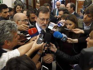 Rajoy opina que se podrá dialogar con el PSOE para poder llevar a buen puerto la legislatura