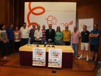 El alcalde de La Palma ha presentado una nueva edición de la Ruta de la Tapa
