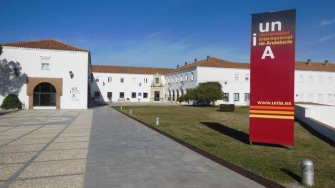 Campus de la Rábida de la Universidad de Andalucia.