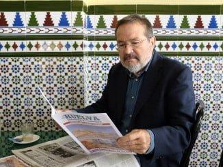 Vicente Toti comenzó a colaborar en El Correo de Andalucía.